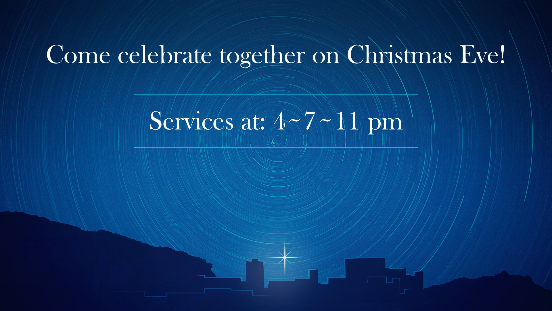 Christmas Eve Services.Christmas Eve Servicesresurrection United Methodist Church